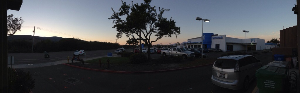 Sunset Honda Is Part Of California And San Luis Obispo. 20131026 181323